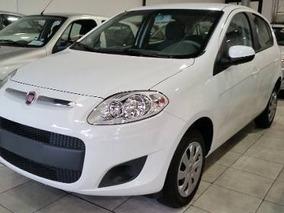 Fiat Nuevo Palio 1.4 Nafta Blanco Okm, Anticipo $40000 Af