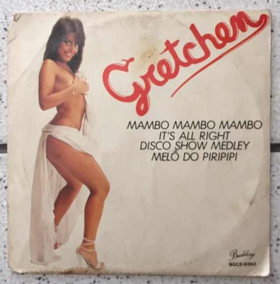 Lp Gretchen Mambo Mambo Mambo 1982 Compacto