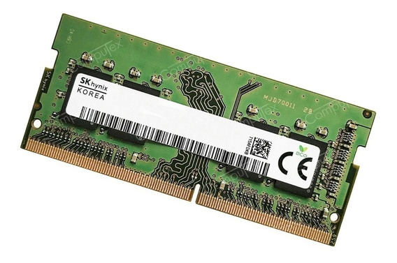 Memoria Hynix ( 4gb Ddr4 Ram 2666mhz ) Notebook Obelisco