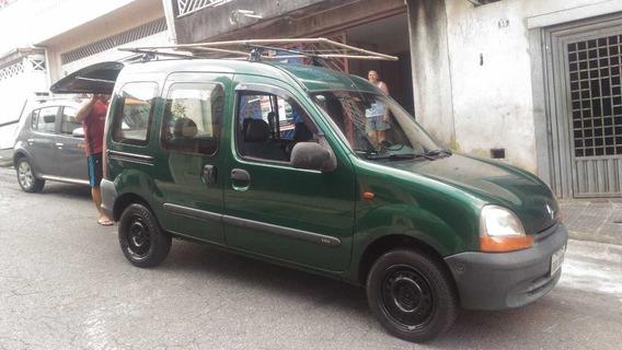 Renault Kangoo 1.6 Ano 2000 8v ( 2º Dono ) 4p