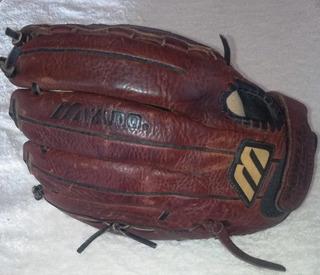 Guante De Beisbol Mizuno 13 Inches. Usado