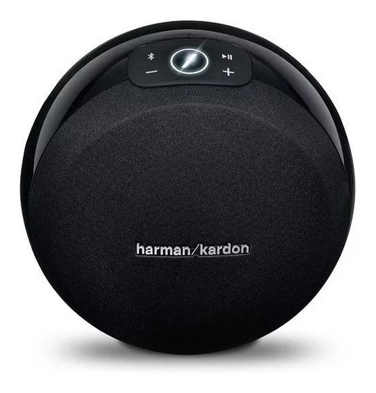 Caixa Som Wifi 50w Omni10 Som Hd Bluetooth Harman Kardon