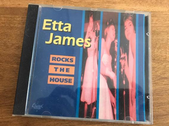 Cd Etta James Rocks The House