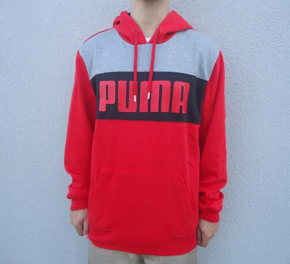 Canguru Puma Stripes Vermelho Original