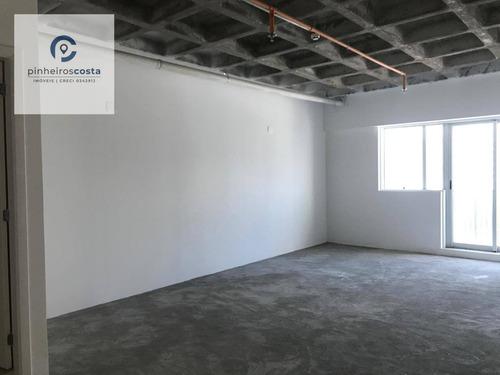 Conjunto Para Alugar, 39 M² Por R$ 1.700,00/mês - Santo Amaro - São Paulo/sp - Cj0037