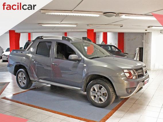 Renault Oroch 2017 Nafta U/dueño Excelente Estado!