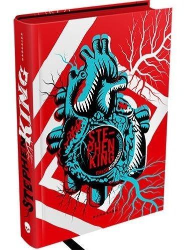 Stephen King A Biografia: Coração Assombrado Livro Físico