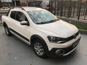 Volkswagen Saveiro Doble Cabina Cross