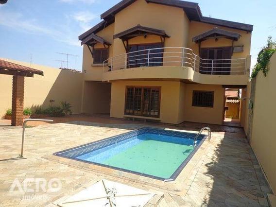 Sobrado Residencial Para Venda E Locação, Vila Santa Inês, Bauru. - So0151