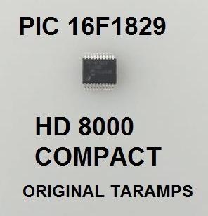 Pic Gravador Pic 16f1829 Hd8000 Compact
