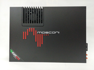 Amplificador Procesador 8 Canales Mosconi One 60.8dsp Italy