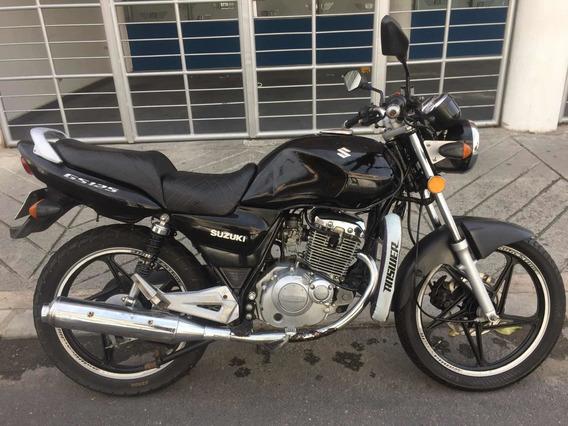 Moto Suzuki Gs 125 Barata, $1