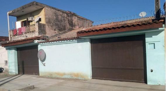 Casa Para Venda Em Itanhaém, Corumbá, 4 Dormitórios, 1 Suíte, 2 Banheiros, 3 Vagas - It319it