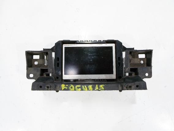 Display Multimídia Dm5t-18b955-gb C/ Suporte Ford Focus 2014