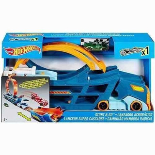 Hot Wheels - Caminhão Manobra Radical Dwn56 - Mattel