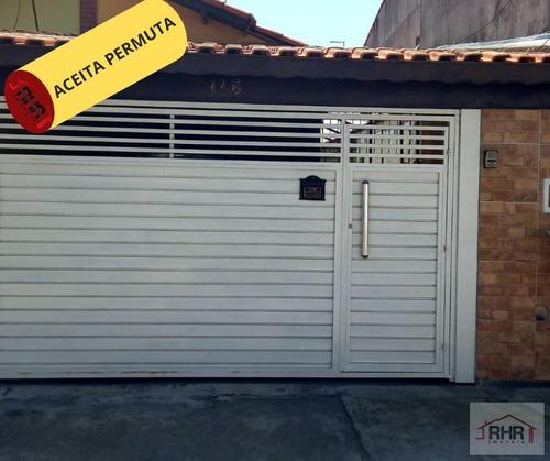 Sobrado Para Venda Em Suzano, Suzanópolis, 3 Dormitórios, 1 Banheiro, 2 Vagas - 900_1-1816651