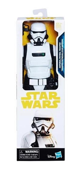 Figura Star Wars Titan Stormtrooper 30 Cm Original Hasbro