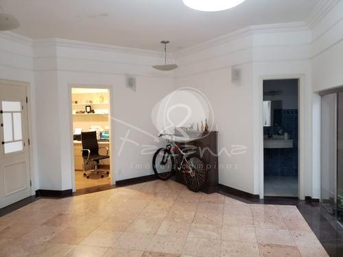 Bela Casa No Alphaville Para Venda Em Campinas - Ca00728 - 34370117