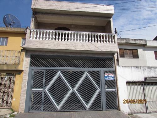 Casa Assobradada Para Alugar Na Vila Cisper - 0669 - 32493267