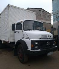 Mercedes-benz Mb 1113 Bau Truck