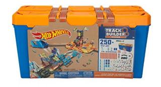 Pista Hot Wheels Track Builder 250 Original Nueva En Caja