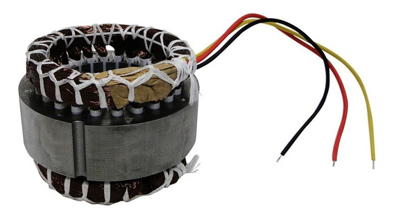 Estator P/ Motor Portão Eletrônico Ppa Deslizante 1/4 Hp