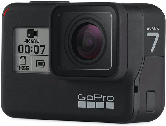 Gopro Hero 7 Black 12mp Wi-fi 4k Original