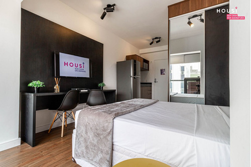 Imagem 1 de 15 de Apartamento - Brooklin - Ref: 853 - L-853