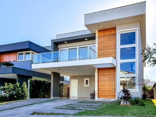 Casa Com 3 Dormitórios À Venda, 305 M² Por R$ 2.300.000,00 - Alphaville - Gravataí/rs - Ca1961