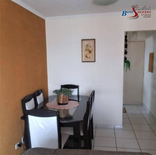 Imagem 1 de 19 de Apartamento Com 2 Dormitórios À Venda, 52 M² Por R$ 320.000,00 - Vila Antonieta - São Paulo/sp - Ap1806