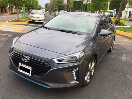 Imagen 1 de 10 de Hyundai Ioniq 2018