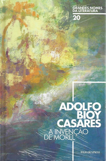 Livro A Invenção De Morel Adolfo Bioy Casares