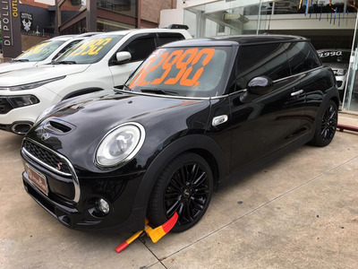 Mini Cooper S 2.0 Gasolina Exclusive Completo