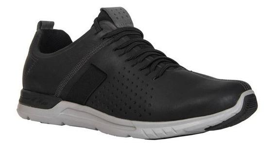 Zapatos Casuales Para Hombre Negro 24 Walks / 118001-03