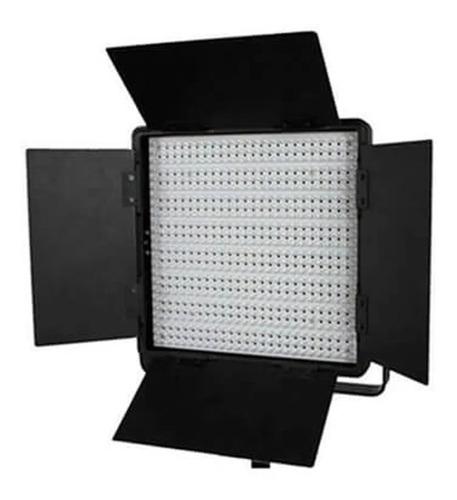 Iluminador Led Gk 600pro Greika  Profissional C Fonte Yn600