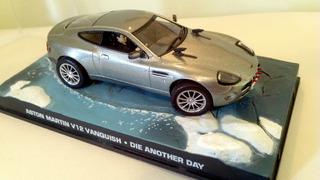 Aston Martin Vanquish V12 007 Com James Bond Die Another Day