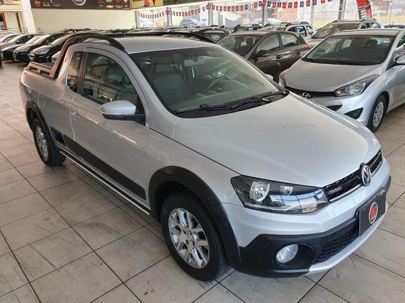 Volkswagen Saveiro 1.6 Cross Ce 16v Flex 2p Manual
