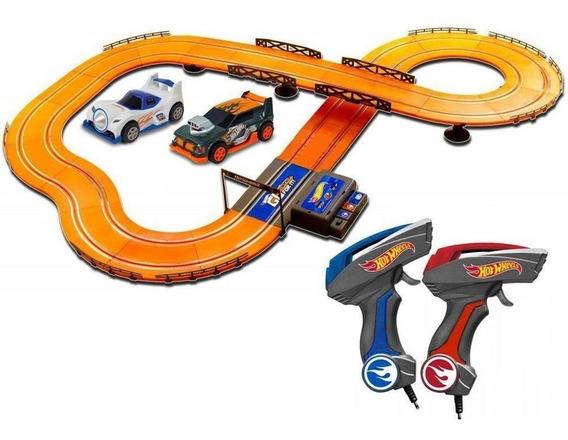 Autorama Hot Wheels Track Set 3,80 M De Pista Multikids 380c