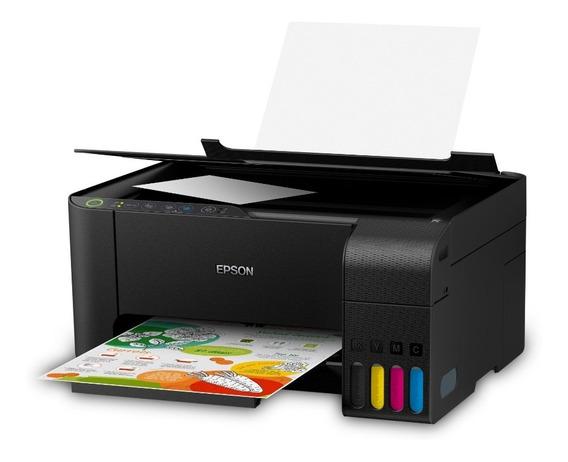 Impresora Multifuncional Epson Ecotank L3150