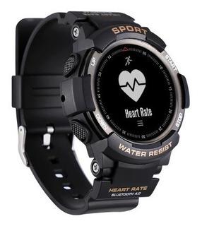 Relógio Smartwatch Esportivo Gps Multifunções No.1 F6