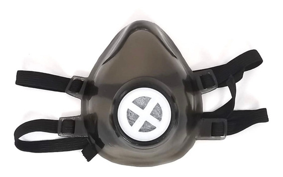 Cubreboca Filtro Carbón Activado Protección Confiable Mascar