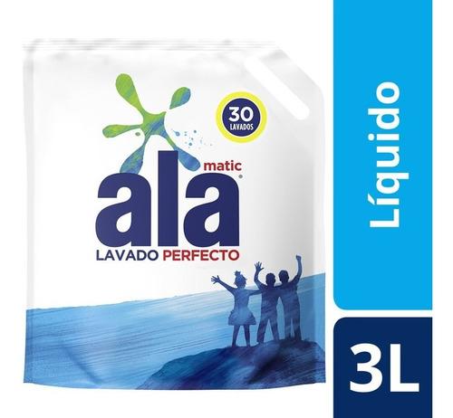 Jabón Líquido Ala Lavado Perfecto 3 L Doypack