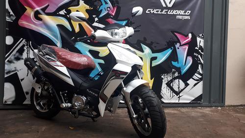 Moto Gilera Smash Tuning 110 R  En Stock 0km 2021 Al 14/5
