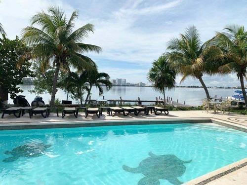 Imagen 1 de 10 de Departamento En Venta En Cancun Zona Hotelera