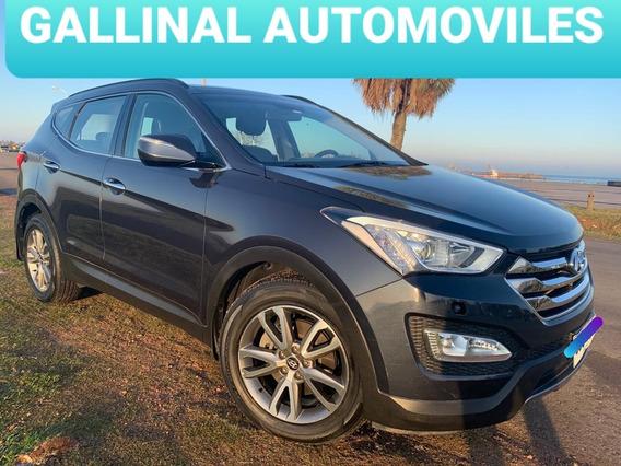 Hyundai Santa Fe - Unico Dueño! Nueva! Permuto Financio