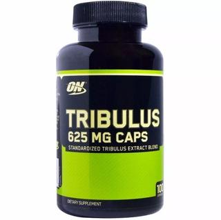 Tribulus Terrestris 625mg 100 Caps Optimum - Val. 05/2020