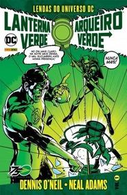 Lanterna & Arqueiro Verde: Lendas Do Universo Dc (1, 2 E 3)
