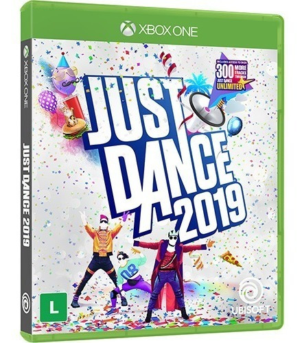 Jogo Just Dance 2019 Xbox One Mídia Física Lacrado