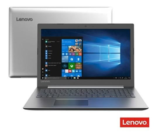 Notebook Lenovo I3-7020u 4gb 1tb 15.6 Ideapad 330 81fe000qbr