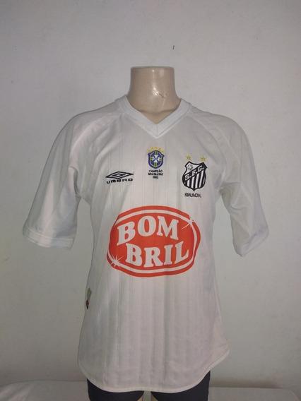 Camisa Do Santos 2002